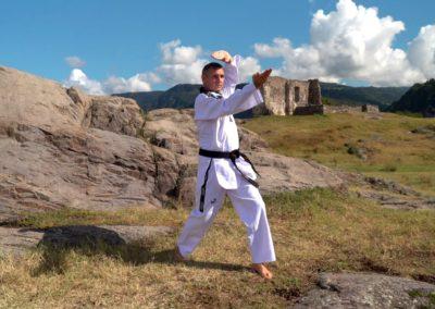 Der Wille siegt – Markus Zadra: Kampfsport und Selbstverteidigung